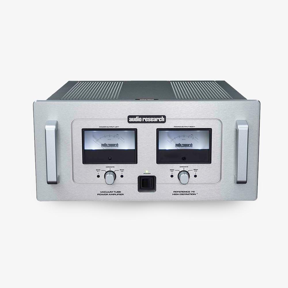 Audio Research Ref 75 SE Silver