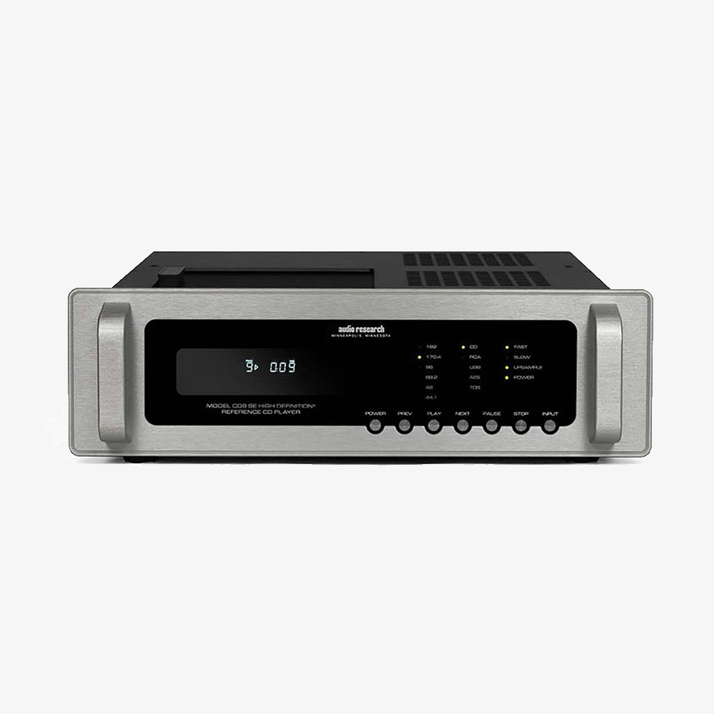 Audio Research Reference CD9 SE Silver