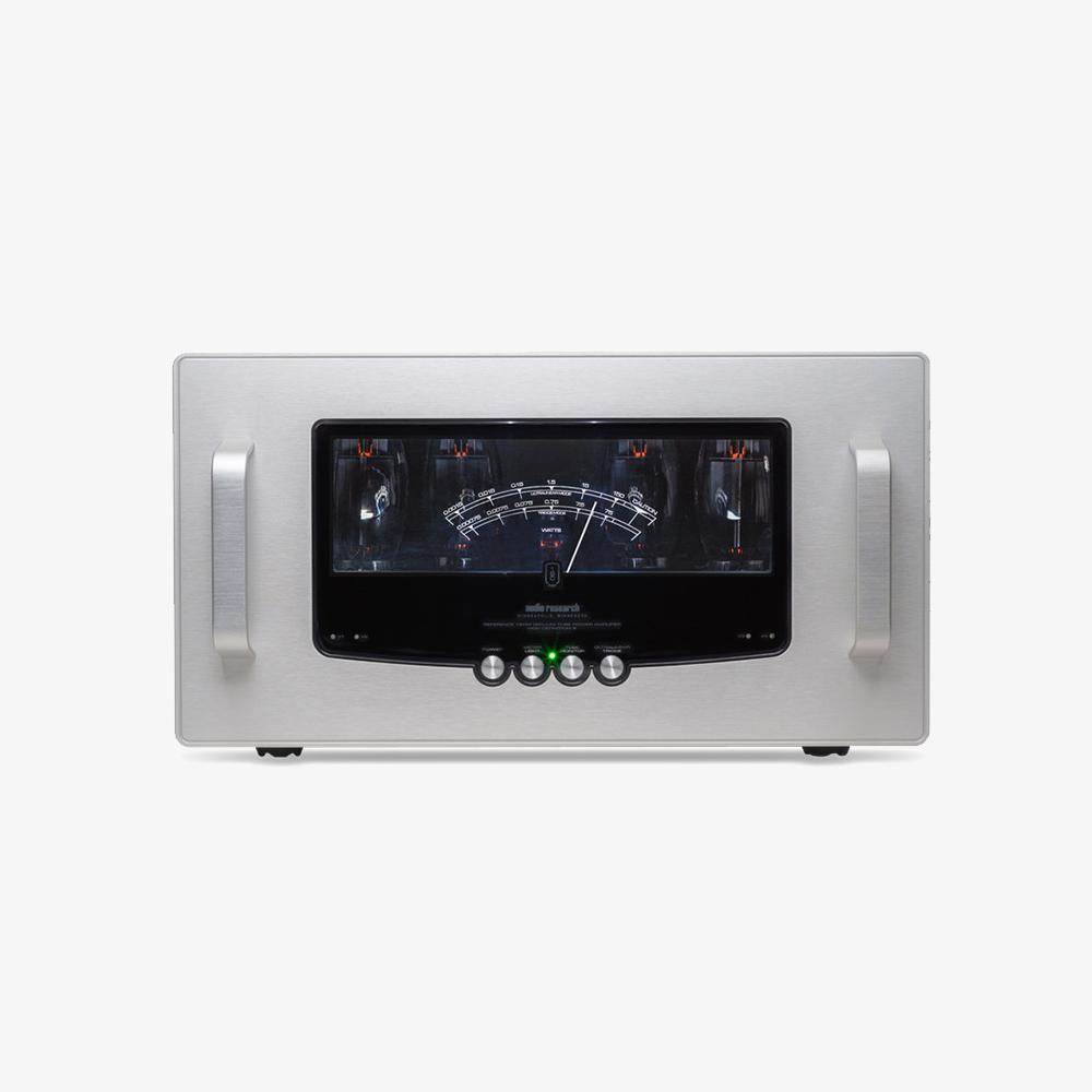 Audio Research Ref 160 M Mono Amplifier Silver