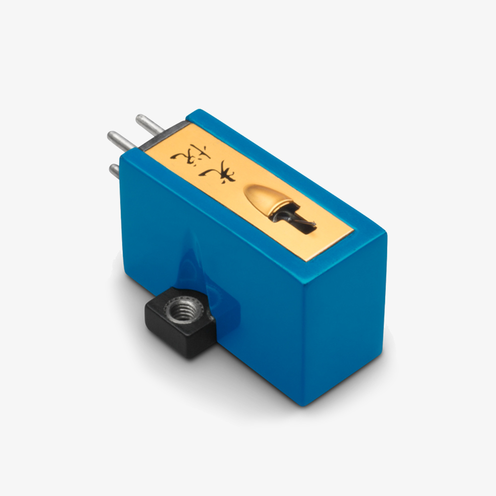 Koetsu Urushi Blue Moving Coil Cartridge