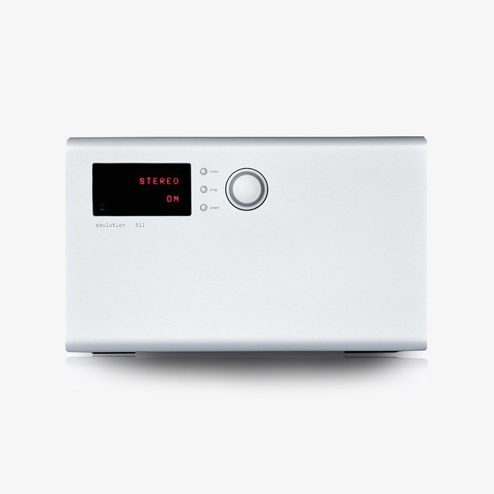 Soulution 511 Stereo Power Amplifier