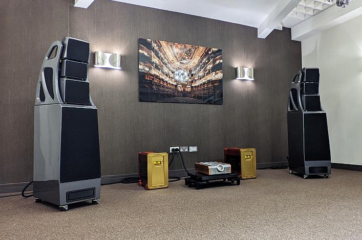Wilson Audio Alexx V Loudspeakers