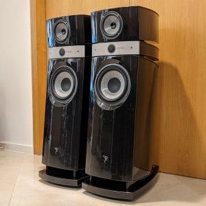 Focal Scala Utopia V1 Loudspeakers Used