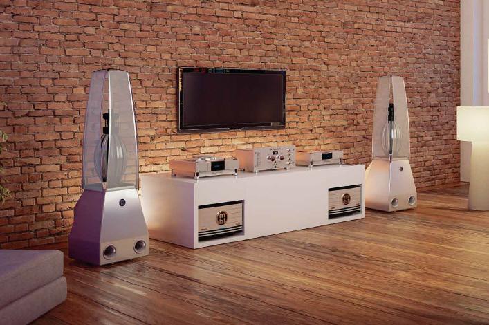 MBL Radialstrahler 101 E Mk II Speakers