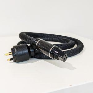 Shunyata Alpha NR V2 C19 UK Mains Cable Preowned